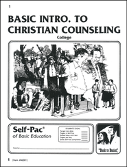 Introduction To Christian Counsel Self-Pac 1  -