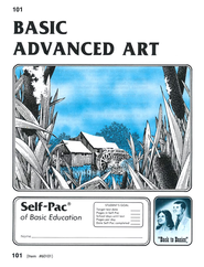 Advanced Art Self-Pac 101, Grades 9-12   -