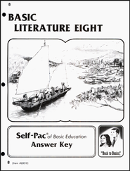 Basic Literature 8 Score Key  -