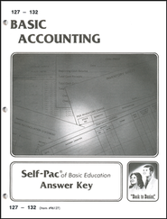 Accounting Key 127-132  -