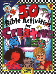 50 Bible Activities for Creative Minds   -     By: Jenifer Hosch