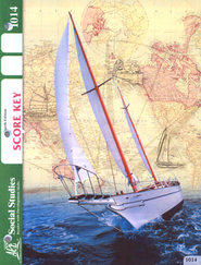 4th Edition Social Studies SCORE Key 1014  -