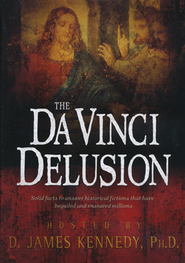 The Da Vinci Delusion DVD  -     By: D. James Kennedy