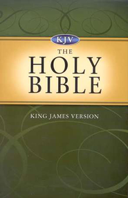 KJV Holy Bible, Value Edition - Damaged   -