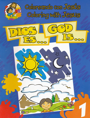 Dios es, God Is  -     By: Editorial Concordia