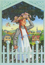 Anne of Green Gables                             -     By: L.M. Montgomery     Illustrated By: Jody Lee