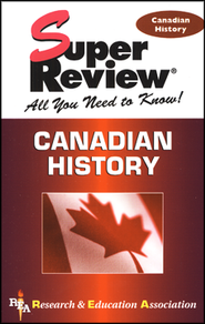 Super Reviews: Canadian History  -