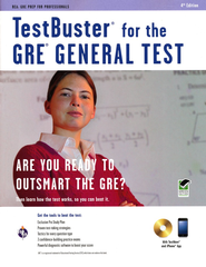 GRE General TestBuster w/CD  -     By: Pauline Alexander-Travis
