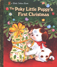 The Poky Little Puppy's First Christmas    -     By: Golden Books