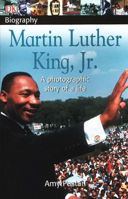 Martin Luther King, Jr.  -     By: Amy Pastan