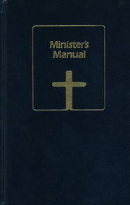 The Minister's Manual   -     By: Owen Alderfer