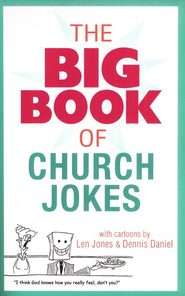 The Big Book of Church Jokes  -     By: Lisa Harris     Illustrated By: Len Jones