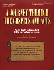 A Journey Through the Gospels and Acts   -     By: Kaye Freeman