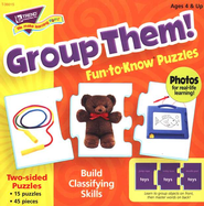 Group Them! Fun-to-Know Puzzles   -