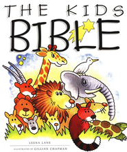 The Kids Bible   -     By: Leena Lane