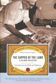 The Supper of the Lamb   -     By: Robert Farrar Capon