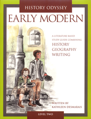 History Odyssey: Early Modern Times, Level Two Grade 5-9  -              By: Kathleen Johnson