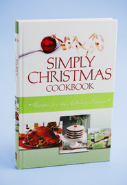 Simply Christmas Cookbook  -              By: Marla Tipton