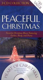 Peaceful Christmas 3-CD Set  -