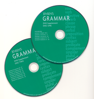 Jensen's Grammar DVD Supplement 2 Disc Set   -     By: Frode Jensen