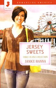 Jersey Sweets - Three-in-One Collection (New Jersey)  -              By: Janice Hanna