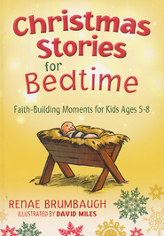 Christmas Stories for Bedtime - Slightly Imperfect  -     By: Renae Brumbaugh