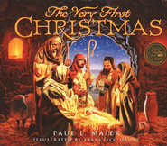 The Very First Christmas, boardbook   -     By: Paul L. Maier