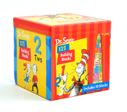 Dr. Seuss 123 Building Blocks   -