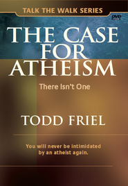 The Case for Atheism: There Isn't One DVD  -              By: Todd Friel