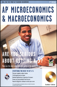 AP Microeconomics & Macroeconomics w/CD  -     By: Richard Sattora