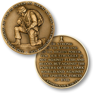 The Task Ahead Coin   -