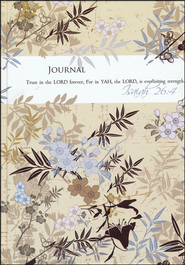 Trust In the Lord Journal  -