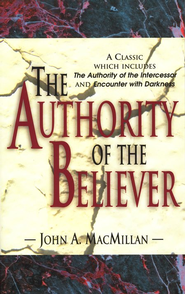 Authority of the Believer   -     By: John MacMillan