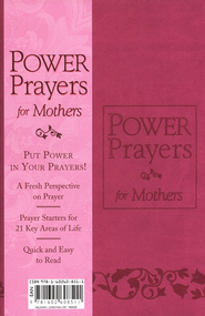 Power Prayers for Mothers  -              By: Rachel Quillin