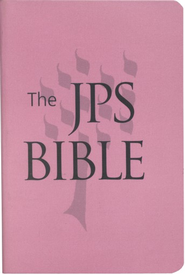 The JPS Bible: Pocket Edition Rose  -