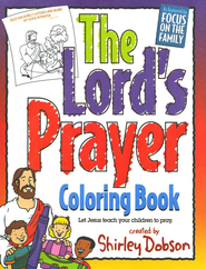 Lord's Prayer Coloring Book  -     By: Shirley Dobson