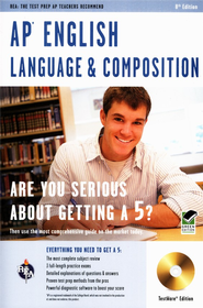 AP English Language & Composition w/CDROM, 8th Edition  -     By: Tyler Reedy