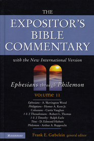The Expositor's Bible Commentary, Ephesians - Philemon, Volume 11  -              By: James R. Spencer