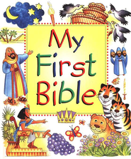 My First Bible   -     By: Leena Lane     Illustrated By: Gillian Chapman