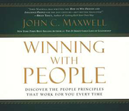 Winning With People - Audiobook on CD  -     By: John C. Maxwell