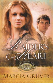 Raider's Heart, Backwoods Brides Series #1   -     By: Marcia Gruver