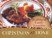 Traditional Family Favorites  -              By: Wanda Schrock