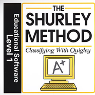 Shurley English Level 1 Educational Software  -