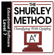 Shurley English Level 7 Educational Software  -