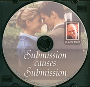 Submission Causes Submission Audio CD  -     By: Dr. Larry Brown