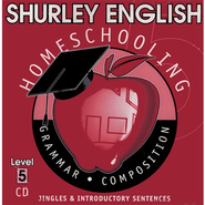 Shurley English Level 5 Instructional CD  -
