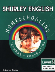 Shurley English Level 3 Student Workbook  -