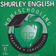 Shurley English Level 3 Practice CDs  -