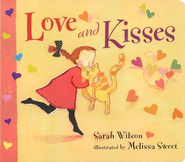 Love and Kisses Board Book   -     By: Sarah Wilson