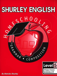 Shurley English Level 5 Practice Booklet  -